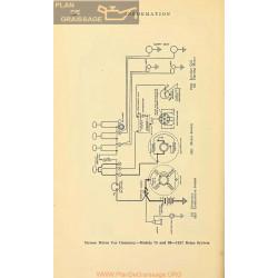 Meteor 75 80 Schema Electrique 1917 Delco V2
