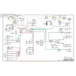 Mg Mgb Diagram1 Schema Electrique 1962 1964