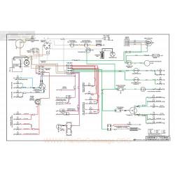 Mg Mgb Diagram11 Schema Electrique 1971 1972