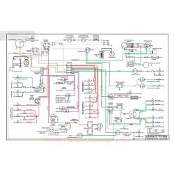 Mg Mgb Diagram13 Schema Electrique 1971 1972