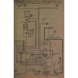 Mitchell 5000 Schema Electrique 1917 Westinghouse