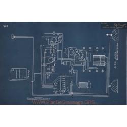 Mitchell 8 Schema Electrique 1916 ver2