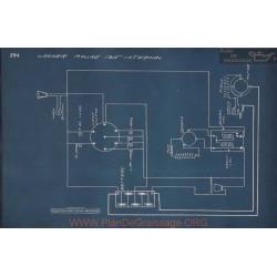 Moline Internal Schema Electrique 1915