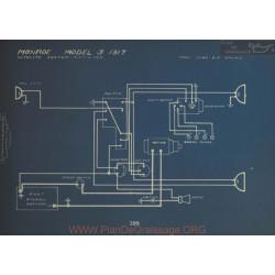 Monroe 3 Schema Electrique 1917 Autolite
