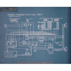 Owen Magnetic O 36 Schema Electrique 1917
