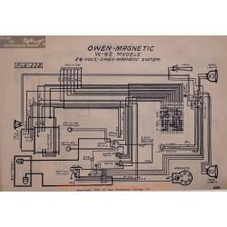 Owen Magnetic W42 24volt Schema Electrique Owen