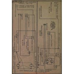Packard 173 180 175 178 Schema Electrique Bijur