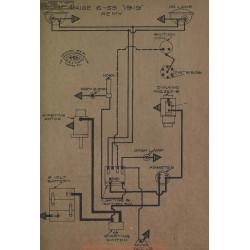 Paige 6 55 Schema Electrique 1919 Remy