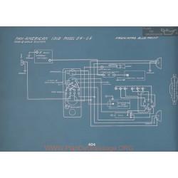 Pan American G4 G5 Schema Electrique 1918 V2