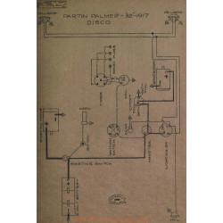 Partin Palmer 32 Schema Elec Trique 1917 Disco