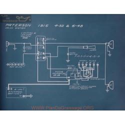 Paterson 4 32 6 48 Schema Electrique 1915