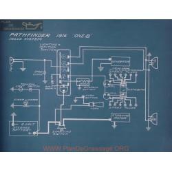 Pathfinder One B Schema Electrique 1916
