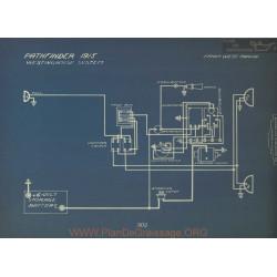 Pathfinder Schema Electrique 1915 Westinghouse