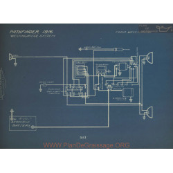 Pathfinder Schema Electrique 1916 Westinghouse