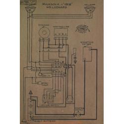 Phianna Schema Electrique 1918 Wd Leonard