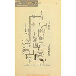 Premier 6b Schema Electrique 1917 Deco