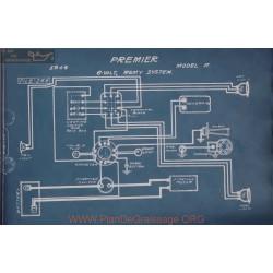 Premier A 6volt Schema Electrique 1914 Remy