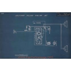 Pullman 434 Schema Electrique 1917 V3