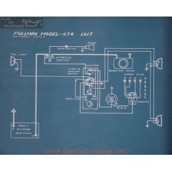 Pullman 434 Schema Electrique 1917