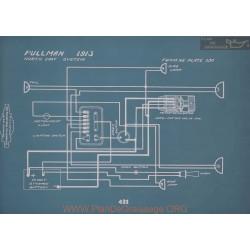 Pullman Schema Electrique 1913 V2