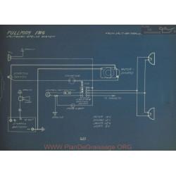 Pullman Schema Electrique 1916 Splitdorf Apelco V5