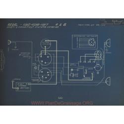 Regal 4 8 Schema Electrique 1915 1916 1917 Dyneto