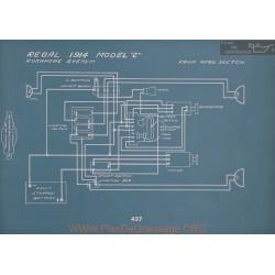 Regal C Schema Electrique 1914 V2