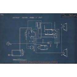 Regal J Schema Electrique 1917 V3