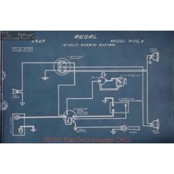 Regal M25 4 12volt Schema Electrique 1915 Dyneto