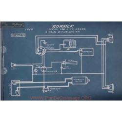 Roamer 1 To 13126 6volt Schema Electrique 1916 Bijur