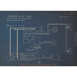 Roamer 6 54 Schema Electrique 1920 Bijur Bosch