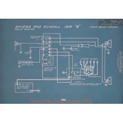 Sayers And Scovill 6 Schema Electrique 1916