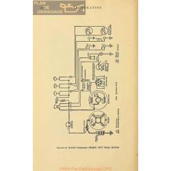 Sayers Scovill Schema Electrique 1917 Delco