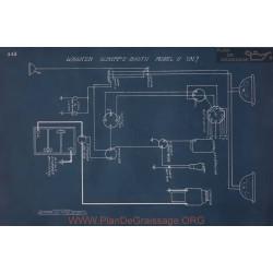 Scripps Booth D Schema Electrique 1917