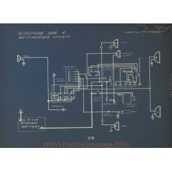 Seagrave 6 Schema Electrique 1916 Westinghouse