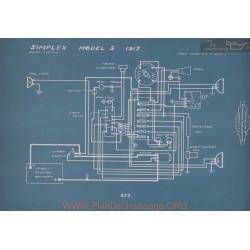 Simplex 5 Schema Electrique 1917 V2