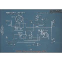 Speedwell Bp Ed Sk 36 47 Schema Electrique 1914 1915