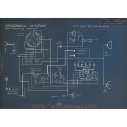 Speedwell Schema Electrique 1914 1915 Westinghouse