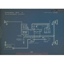 Standard 4 Schema Electrique 1915 Westinghouse