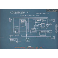 Standard 8 Schema Electrique 1916 V2
