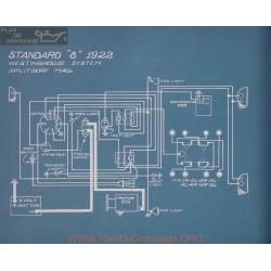 Standard 8 Schema Electrique 1922