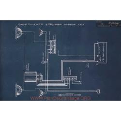 Standard Dyneto Entz Schema Electrique 1913