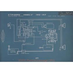 Standard E Schema Electrique 1916 1917 V2