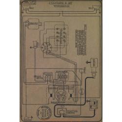 Standard E Schema Electrique 1917 Westinghouse