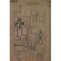 Stephens 60 65 Schema Electrique 1917 ver2