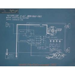 Templar 4 45 Schema Electrique 1919 19201921