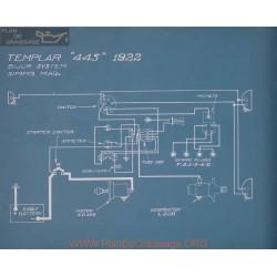 Templar 445 Schema Electrique 1922