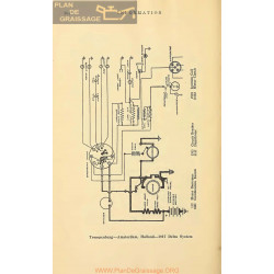 Trompenburg Schema Electrique 1917 Delco