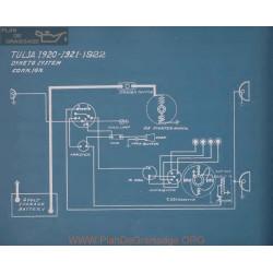 Tulsa All Models Schema Electrique 1920 1921 1922