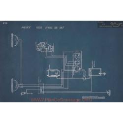 Velie 28 Schema Electrique 1917 V3